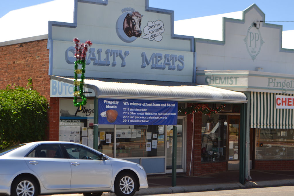 Pingelly Quality Meats - Award Winners