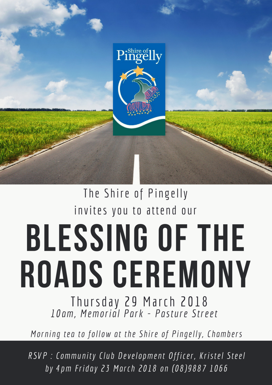 Blessing of the Roads 2018