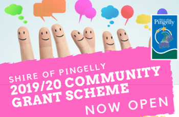 Shire of Pingelly Community Grants Scheme 2019