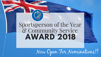 Australia Day Nominations 2018