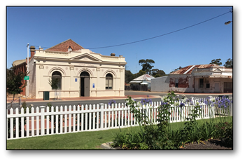 Have Your Say - Future of the Pingelly Town Hall