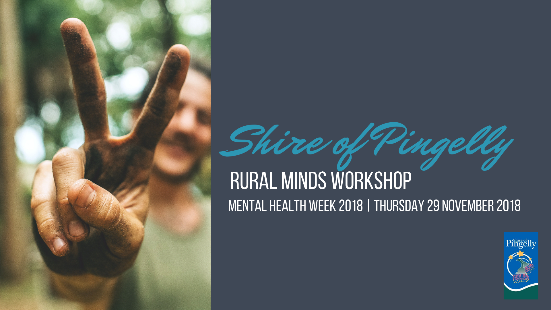 Shire of Pingelly, Rural Minds Workshop