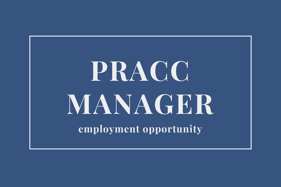 Job Opportunity - Manager Pingelly Recreation & Cultural Centre (PRACC)
